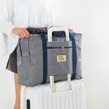 High Quality Oxford Travel Bags Waterproof Women Men Large Duffle Bag Travel Organizer Luggage Bags Packing Cubes Weekend Bag