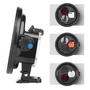 Image 3 - SHOOT pour GoPro Hero 7 6 5 accessoires boîtier étanche avec lentille de filtre rouge couvercle de boîtier sous marin pour Go Pro Hero 7 6 5 noir