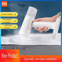 Xiaomi Mijia Steamer Iron Fast Heating-up Portable Iron Garment Steamer Travel Handheld Steamer for Clothes hot new mini handheld fabric steamer 15 seconds fast heat 1500w powerful garment steamer for home travelling portable steam ir