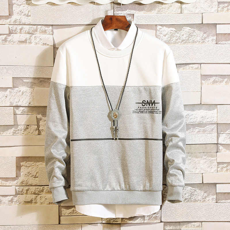 Fa25777 2019 new autumn winter men fashion casual Sweatshirt man Hoodies mens clothes harajuku