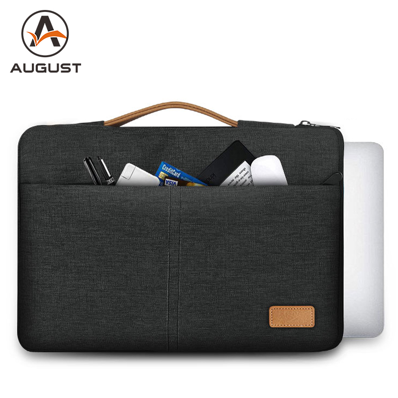 Brand 15.6 Inch Laptop Bag Waterproof Notebook Sleeve For HP Dell Acer Asus 13 14 Inch Laptop Bag For Macbook Air Pro