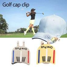 Зажим для кепки для игры в гольф зажим для шляпы для гольфа мяч для гольфа маркер для защиты клевера знак на магните сплав прочный на открытом воздухе Спорт Гольф Крышка Аксессуары