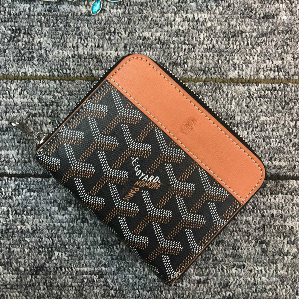 Coin Purse Zipper Wallet Small Card Short New-Fashion of Korean-Version