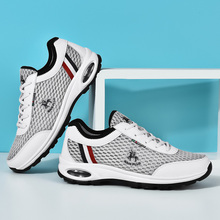 Lightweight Sport Shoes Men Breathable Mesh Running Shoes Man Sneakers for Sports Men's Summer Shoes Jogging Trainers Fitness fashion flyknitting summer men sports shoes colorful letter decor running jogging shoes breathable mesh upper sneakers