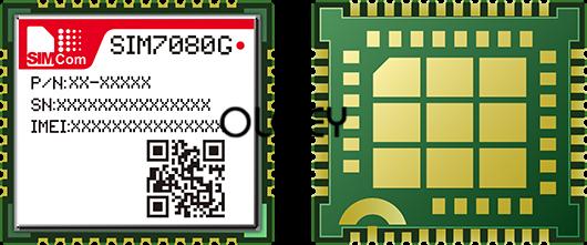 SIMcom SIM7080G CAT-M NB-IoT Module, CAT M Module, 100% Brand New Original