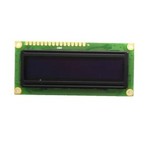 Image 2 - 1602 moduł OLED port szeregowy i równoległy 5 kolorów OLED niebieski/zielony/biały/żółty kompatybilny z konwencjonalnym modułem OLED 1602A