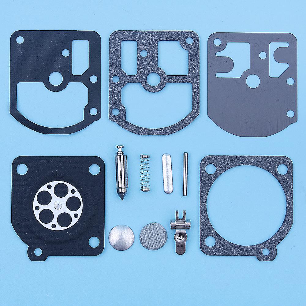Carburetor Carb Repair Rebuild Kit For Stihl 009 010 011 012 Echo CS280E CS280EP CS-280EP Zama Carb C1S C1S-K1D RB-7 RB-11