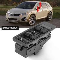 Car RHD Electric Power Master Window Switch for Toyota Daihatsu Terios Sirion 1998 1999 2000 2001 84820 97201 Window Switch