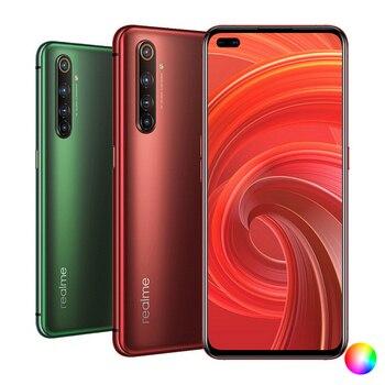 Перейти на Алиэкспресс и купить Смартфон Realme X50 Pro, 6,44 дюйма, 8 ядер, 12 + 256 ГБ