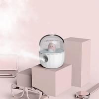 Nette Cartoon Puppe Ultraschall luftbefeuchter Aroma Ätherisches Öl Diffusor Für Home Auto USB Fogger Nebel Maker Luft Frischer Luftbefeuchter Haushaltsgeräte -