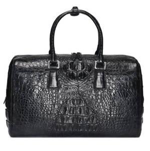 YILUNXI Bag-Light Travel-Bag Luggage Large-Capacity Luxury Business New Casual Men Crocodile