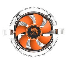 2200 об / мин ЦП Тихий Вентилятор Кулер Охлаждение Радиатор Для Intel LGA775% 2F1155 AMD AM2% 2F3