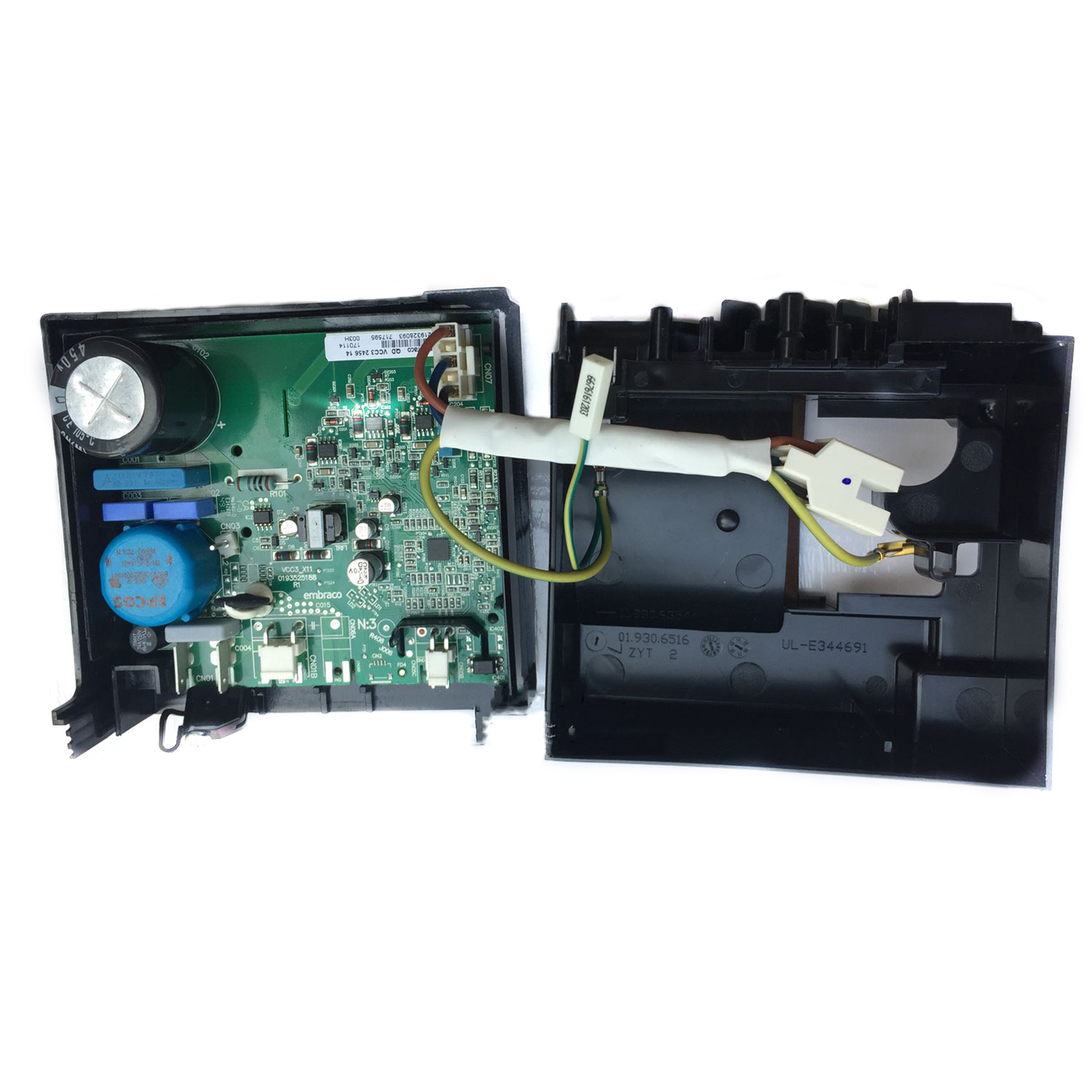 Inverter Board Driver Board 0193525188 Embraco QD VCC3 2456 14 F 02 For Meiling Hair Refrigerator Parts Black