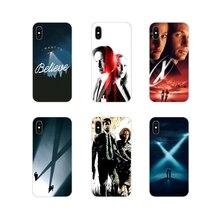 Для Samsung Galaxy S2 S3 S4 S5 Mini S6 S7 Edge S8 S9 S10E Lite Plus Аксессуары для файлов X чехлы для телефонов