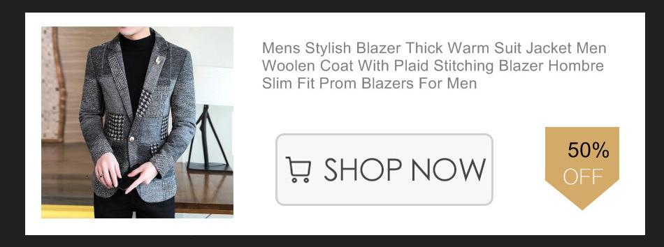 H74b6c790ddcf414eacd4ba0643b31cffE - Striped Blazer Mens Slim Fit Blazer Slim Masculino Business Casual Mens Stylish Blazer Spring Autumn Dot  Striped Blazers Mens