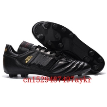 wholesale cheapest Copa classic FG Soccer shoes Leather football