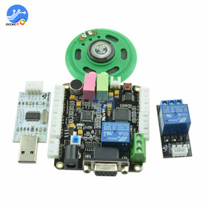 Image 2 - Voice Recognition Module DIY Kit With Microphone Speech Recognition Voice Control Sound Module For Arduino Compatible