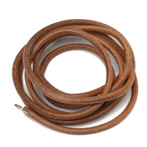 72 Inch 183 Cm Leather Belt Treadle Parts + Hook For Singer Sewing Machine