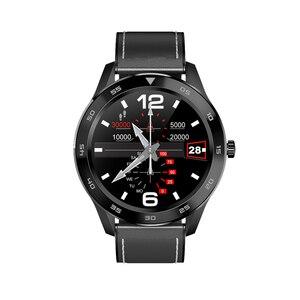 Image 3 - KSUN KSR909 Smart Watch Waterproof IP68 1.3 Full Round HD Screen ECG Detection Changeable Smartwatch 4G Reloj Smart Bracelet