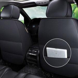 Image 4 - Ynooh مقعد السيارة يغطي لمازدا cx 5 6 2014 cx 5 7 9 bt50 3 bk bl 6 gg mpv ديميو بريميسي حامي سيارة واحدة