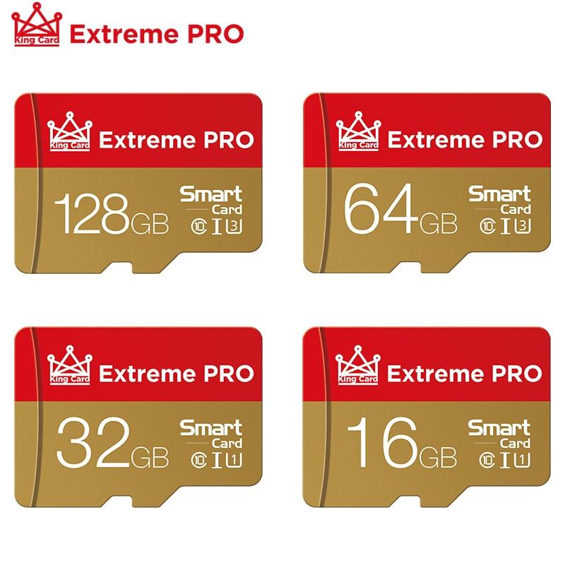 Микро sd-карта TF карты 4, 8 16 32 ГБ высокоскоростной Класс 10 mirco sd card 64 Гб 128 ГБ мини-карта памяти для smarrtphone и камера