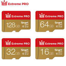 Micro Sd-kaart Tf Card 4 8 16 32 Gb High Speed Class 10 Mirco Sd 64Gb 128Gb mini Geheugenkaart Voor Smarrtphone En Camera