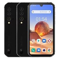 Blackview BV9900E Global Bands IP68/IP69K 5,84 дюймов FHD + NFC Android 10 4380 мАч 48 МП камера заднего вида 6 ГБ 128 ГБ Helio P90 4G Sma