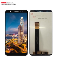Free Shipping For ASUA ZenFone Max M1 ZB555KL Touch Screen Digitizer Glass LCD Display Assembly Replacement