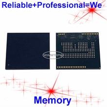 KMK7U000VM B309 BGA162Ball EMCP 8 + 8 8GB Mobilephone זיכרון חדש מקורי יד שנייה מולחם כדורי נבדק בסדר