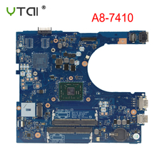 AAL12 LA-C142P For Dell Inspiron 15 5555 5455 Laptop motherboard A8-7410 CPU REV:3.0 CN-01N0C6 01N0C6 100% tested intact