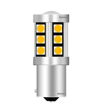 Led-Bulb BAU15S PY21W Indicator-Lamp Front-Turn-Signal-Lights 3030 1156PY Rear Yellow