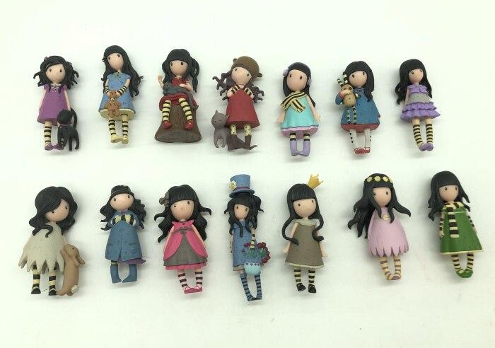 plastic london Painter Painting Girl Fantasy Girl Doll Model Cake doll gift for girl