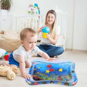 Toys Carpet Coordination Water-Play-Mats Activity Tummy-Time Baby Infants Children