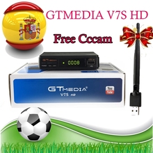 usr tcp232 306 free shipping supports tcp client short connection function supports rs232 rs485 rs422 port 5 36v dc GTMEDIA V7S HD HD Satellite Receiver DVB-S2 DC 12V/1.2A 1080P supports wifi usb 1year free Spain cccam freesat v7s HD receptor