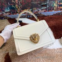 Fashion female tote shoulder bag women's genuine leather handbags ladies Itilan high quality hand bags for women 2019 white red