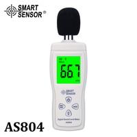 Medidor de nível de som digital medida 30 130db ruído db decibel medidor de monitoramento testadores metro diagnóstico ferramenta inteligente sensor as804|sensor sensor|sensor digital|sensor tester -