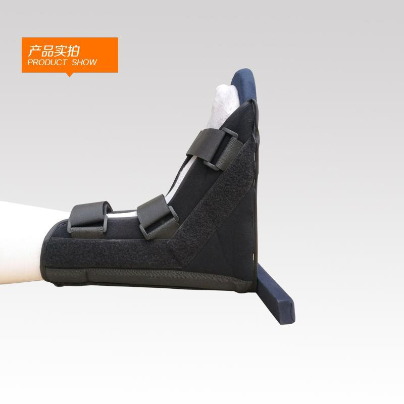 Ankle Fixed Brace Holder Shank Ankle Foot Fracture Sprain Protective Clothing Plaster Shoes Plantar Fasciitis Splint Foot Suppot
