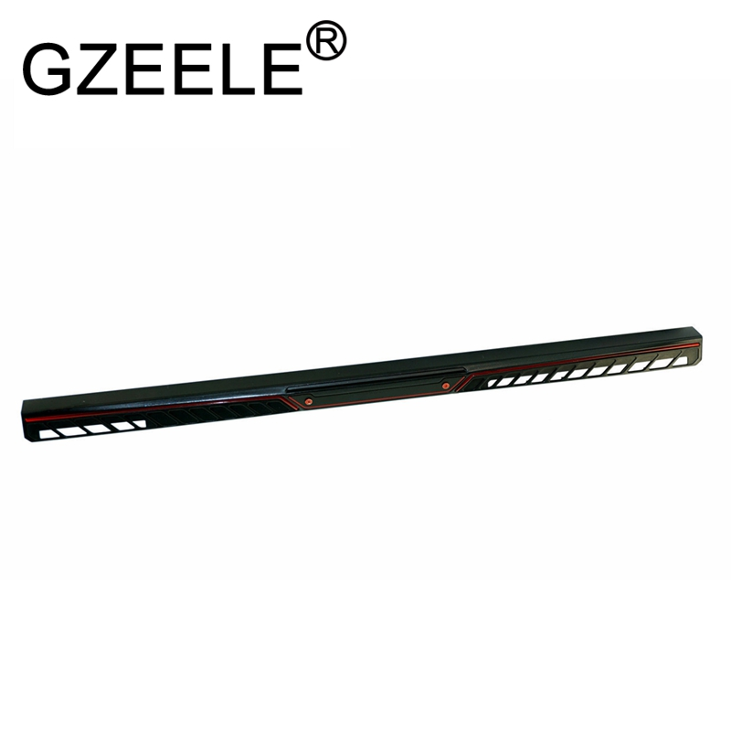 GZEELE new LCD/LED Hinge Cover FOR MSI GS73 GS73VR MS-17B1 MS-17C5 laptop Replacement Parts Screen Axis Cover strip 3077B10212