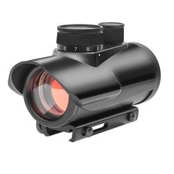 Mira telescópica táctica de punto rojo, mira holográfica de 1x30mm, montura de Weaver carril de 11mm/20mm, óptica de caza, punto rojo, verde, azul, RGB