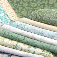 8style/Set Fabric Cloth Tissue-Material Patchwork 100%Cotton Dress Garment Quilting Doll
