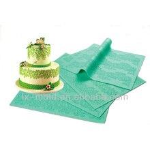 цена на Silicone lace around the edge of the mold fondant cake mold mold cake decoration lace pad