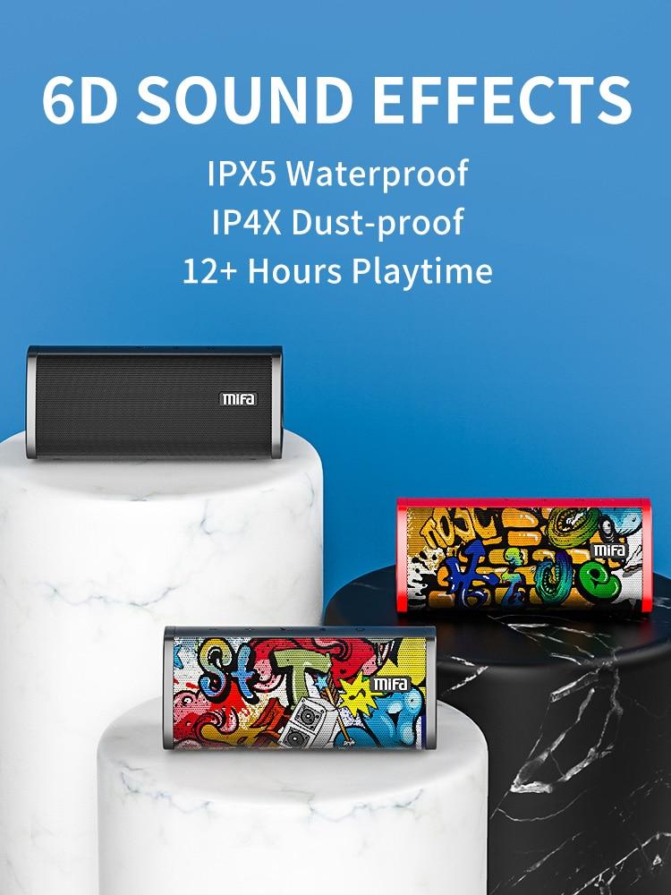 Bluetooth Portable Wireless 10W Loudspeaker Sound System 14