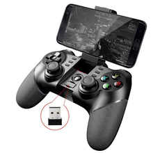 PG-9076 Bluetooth Gamepad Game Pad for PlayStation3 Controller Mobile Joystick For Android Cell Smart Phone PC Hand Free Fire цена 2017