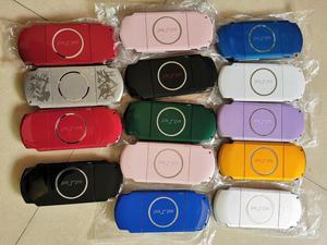 10 шт., Сменный Чехол для игровой консоли PSP 3000 PSP 3000 с полным корпусом и кнопками