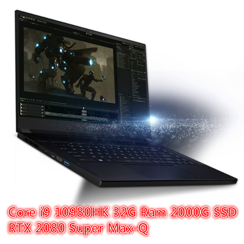 New GS66 Gaming Laptop RTX2070 Super Max-Q Game Ten Generations Intel Cool Rui I9-10980HK I7-10750H Thin