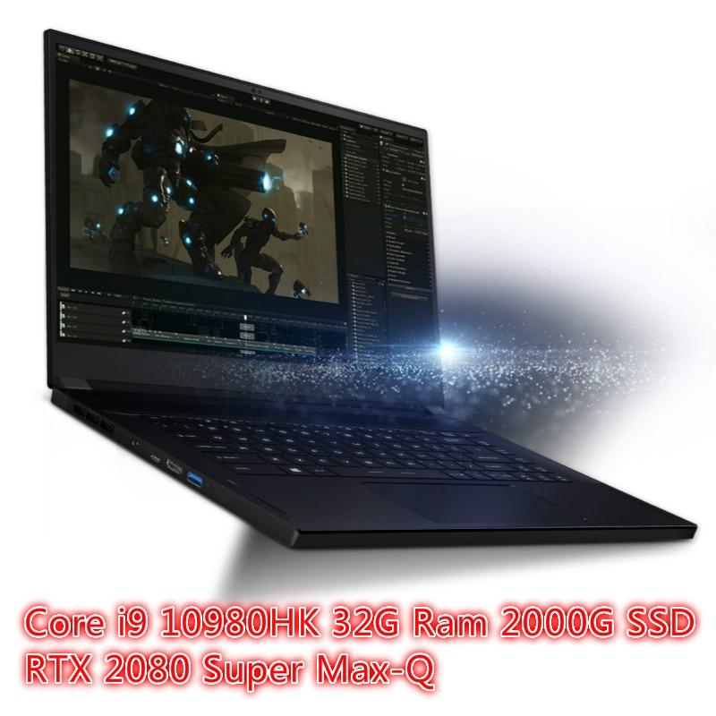 New Gs66 Gaming Laptop Rtx2070 Super Max Q Game Ten Generations Intel Cool Rui I9 10980hk I7 10750h Thin Laptops Aliexpress