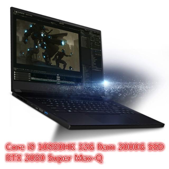 New GS66 Gaming Laptop RTX2070 Super Max-Q Game Ten Generations Intel Cool Rui I9-10980HK/I7-10750H Thin