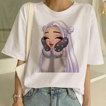 Ariana Grande T Shirt Women 7 Rings Fashion Harajuku Thank U Next Tshirt 90s Hip