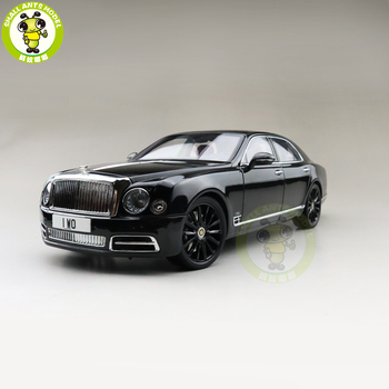 1/18 Almost Real Mulsanne W.O. Edition Mulliner Diecast Metal Model car Gifts Collection Hobby image