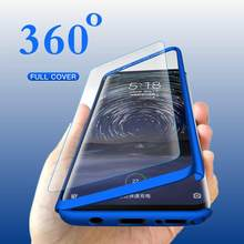 360 Full Cover Phone Case For Redmi Note 7 6 5 K20 Pro 7A Cover For Xiaomi Mi CC9 E 9T Pro 9 SE Shockproof Phone Funda Coque(China)